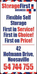 Storage First Business